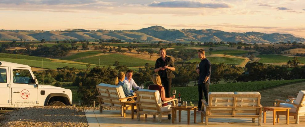 Barossa valley and its beauty