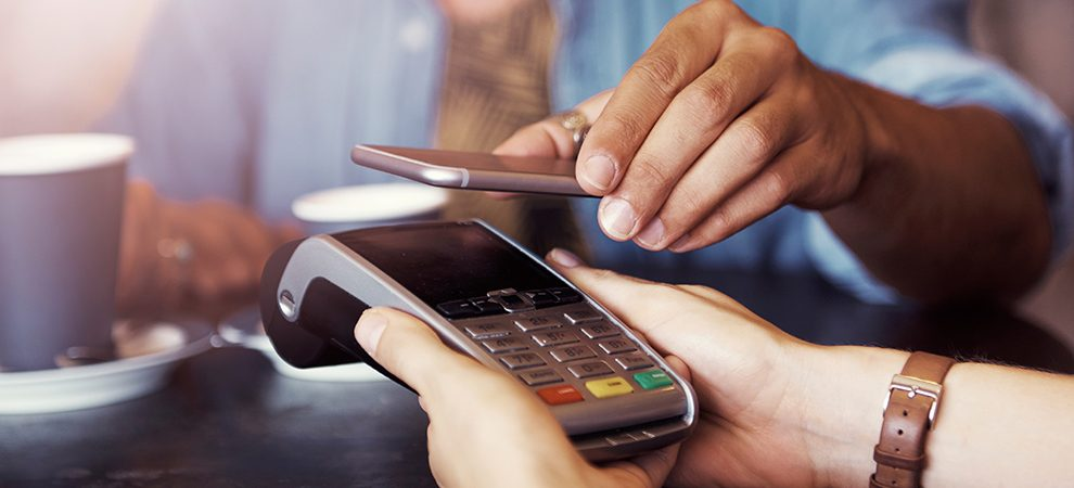 Choose the payment method of your choice to make payment for goods and services.