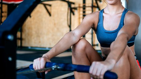 The Best Way to Use a Rowing Machine Properly