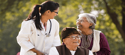 Elderly care: Why do they need more care?