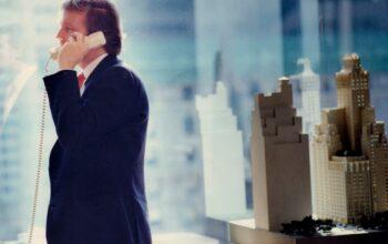 Communication and writing habits of businessman